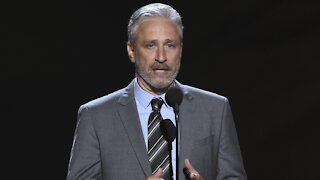 Jon Stewart To Host Current Affairs Series For Apple TV