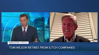 Tom Wilson talks Detroit after retiring from Ilitch companies