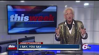 Bill Levin on Indianapolis This Week discusses legalizing marijuana - Video