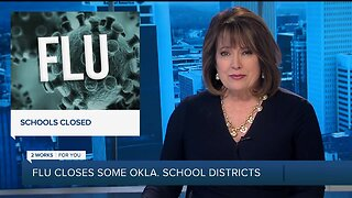 Flu closes some Oklahoma school districts
