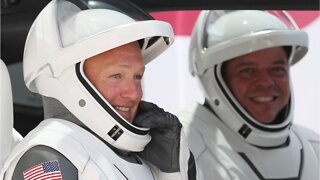 SpaceX Crew Dragon Completes Historic Mission