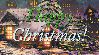 Christmas Greeting Card 5 - Video