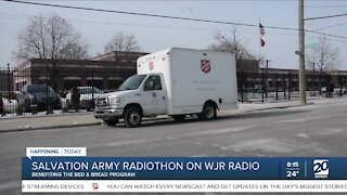 Salvation Army Bed and Bread Radiotion goes virtual