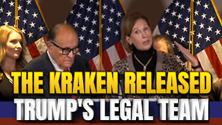 Trump's Legal Team Releases The Kraken