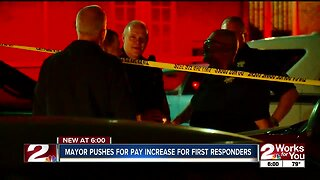Mayor's proposed first responder pay increase could cause issues