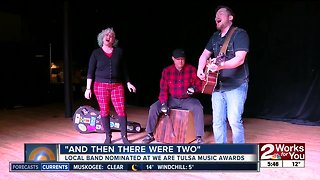 Local band nominated for awards show