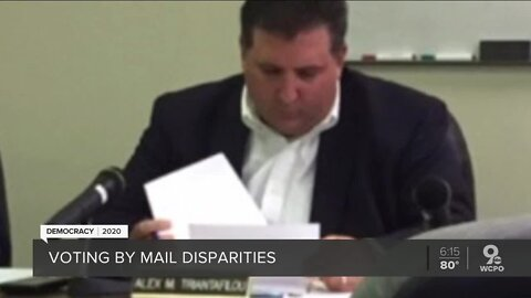 Does vote-by-mail have a partisan effect?