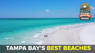 Tampa Bay's Best Beaches | Giant Summer Adventure
