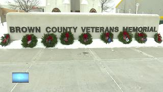Veterans honored in Wreaths Across America Ceremony - Video