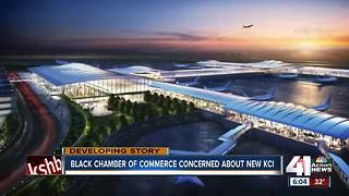 Black Chamber of Commerce concerned about KCI project minority hiring