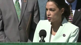 AOC: 'The Trampoline of Indigenous Rights Is Cause Of Climate Change'