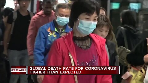 Coronavirus update: New global death rate and repurposing drugs
