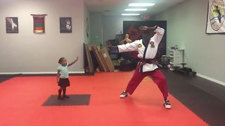 """Karate Kids! 