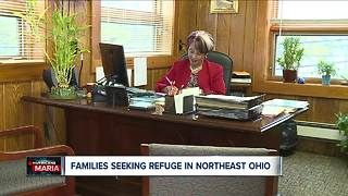 Spanish American Committee helps Hurricane Maria survivors find shelter in Northeast Ohio - Video