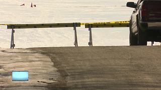 Elderly man dies after truck goes through ice in Marinette County - Video
