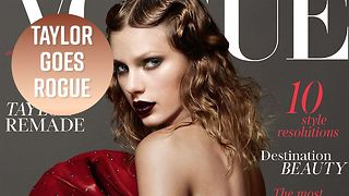 Everything we know about Taylor Swift's Vogue cover - Video