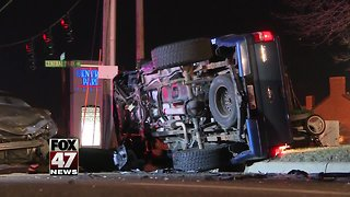 Family speaks out after accident involving police cruiser