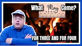 Catching up with Jacob: What May Come? For Three and for Four - episode 23