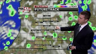 Dustin's Forecast 9-27 - Video