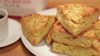 Pumpkin Scones - Video