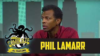 Stan Lee's Comikaze All Year Long: ZOMBIE TURTLE MINECRAFT with Phil Lamarr - Video