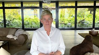 Ellen DeGeneres Returns To Work Following Battle With Covid-19