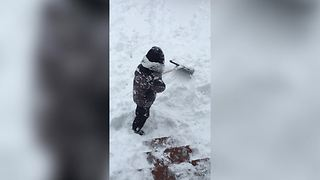 Funniest Snow Wins & Fails - Video
