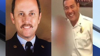 Two more Palm Beach County Fire Rescue chiefs out - Video