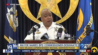 BPD Commissioner candidate stewarded New Orleans Department through Consent Decree, crime decrease