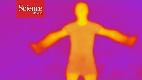 New material lets out heat with no sweat