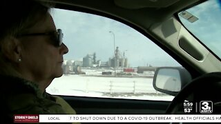 """""""Greed and poison"""": Mead residents talk on ethanol plant shut down by state"""