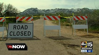 Scottsdale trails closed due to muddy pathways