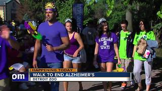 Walk To End Alzheimer's - Video