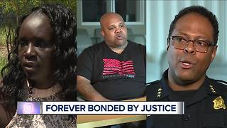 Forever bonded by justice - Video