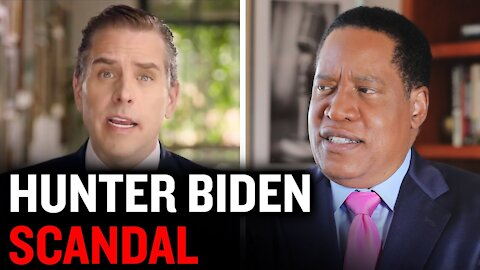 The New York Post vs. The Biden Crime Family | Larry Elder