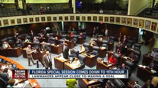 Florida Legislature Reaches Deal to End Special Session - Video