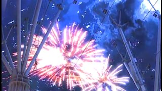 New Year's Eve party in downtown Las Vegas blocked due to uptick in coronavirus cases