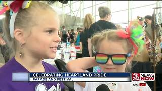 Heartland Pride becoming more family-friendly - Video