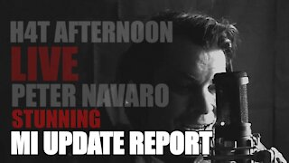 NAVARO REPORT UPDATE STUNNING MI NUMBERS H4T AFTERNOON LIVE
