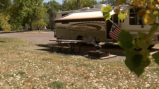 Retirees embracing RV living - Video