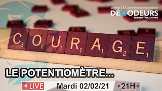 Le Potentiomètre... Live du 02/02/2021