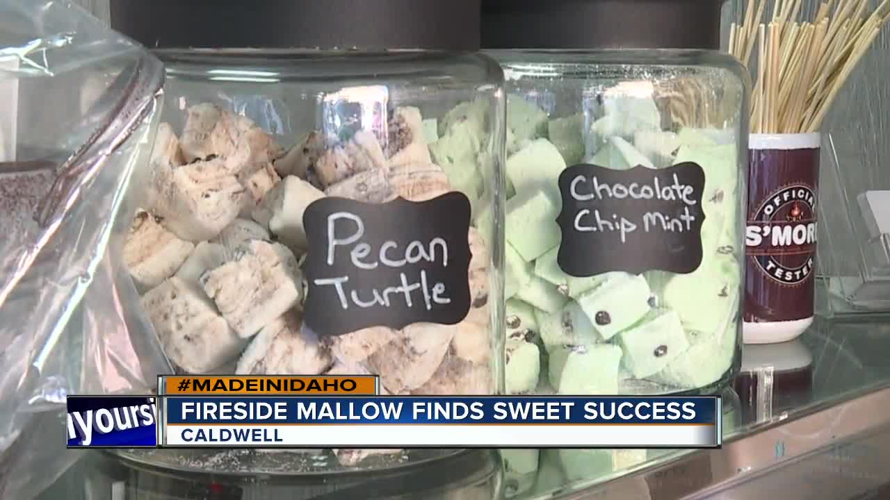 Made in Idaho: Fireside Mallow
