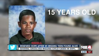 Missing children hits close to home in Southwest Florida - Video
