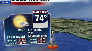 Warm, Humid Weather Returns This Weekend 12-23 - Video