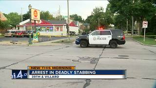 Man fatally stabbed by woman during argument on Milwaukee's north side - Video
