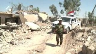 Iraqi Army Announces Almost Entire Recapture of Tal Afar - Video