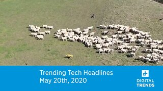 Trending Tech Headlines | 5.20.20
