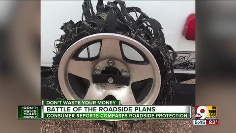 Consumer Reports compares roadside assistance programs