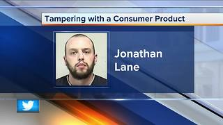 Former Johnsonville Sausage employee arrested for tampering with sausage - Video