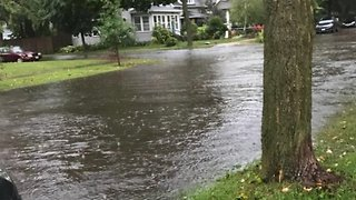 Flash Flooding Hits Twin Cities in Minnesota